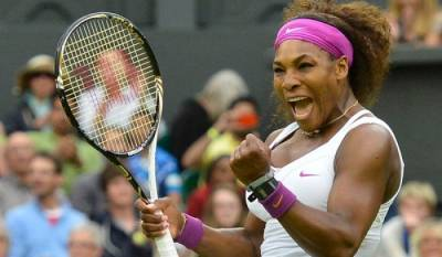 How do you beat Serena Williams on grass?