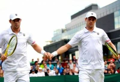Men´s Doubles´ world no.1 pair Bryan Brothers move into 2nd round of Wimbledon