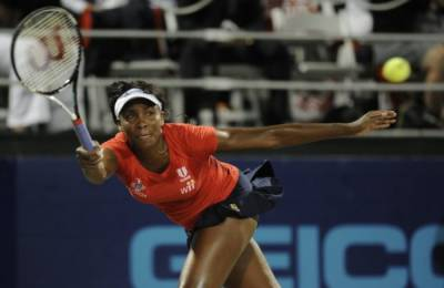 Venus Williams pulls out of World Team Tennis