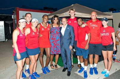 Washington Kastles set up summit clash with Springfield Lasers