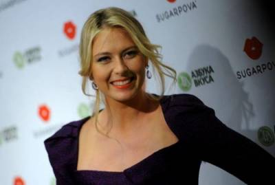 Tennis - Maria Sharapova wants to write her own book and says she even knows the title!!