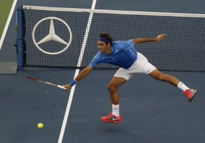 Roger Federer sweating over his place at the World Tour Finals