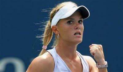 ITF Toronto - Melanie Oudin reaches yet another semi final
