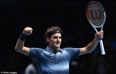 Federer believes it was a strong finish for him