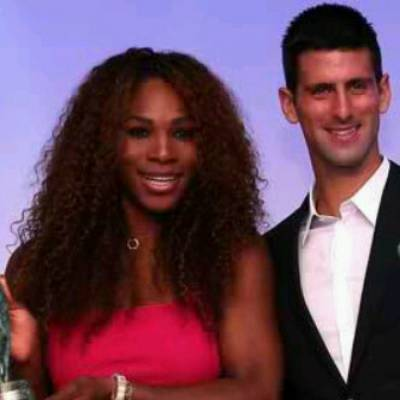 Novak Djokovic and Serena Williams win ITF World Champions Award