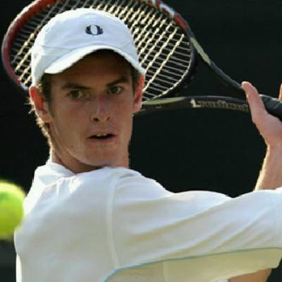 Andy Murray reacts to loss against Jo-Wilfried Tsonga