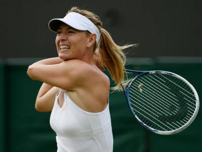 Maria Sharapova: Shoulder is 100%