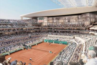 The New Roland Garros! How the French Open will look like in 2016 [VIDEO]