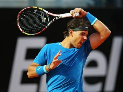 Rafael Nadal continues to look vulnerable on clay