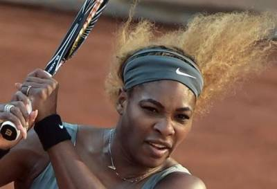 Serena Williams joins sister Venus in second round of French Open