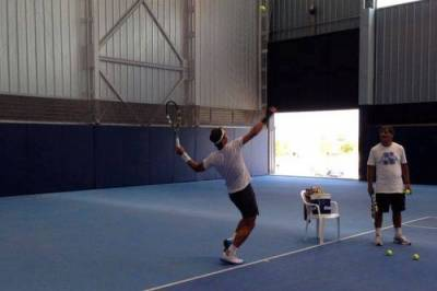 Tests show Rafael Nadal is recovering quickly from wrist injury, looks hopeful for US Open