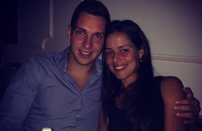 Ana Ivanovic: Glad to be �Reunited&acute with Brother