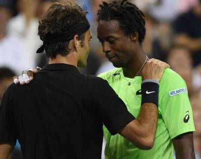 Roger Federer reflects on marathon win over Gael Monfils at US Open
