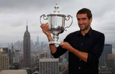 Marin Cilic Gets Hero´s Welcome In Croatia After US Open And Davis Cup Wins