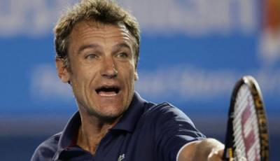 Mats Wilander battles to raise awareness for Epidermolysis Bullosa