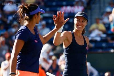 Indo-Swiss pairing back on top spot in doubles rankings