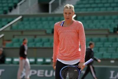 The French Crowd Boo at Sick Maria Sharapova but She Understands...