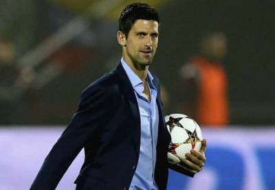 Novak Djokovic Praises Serbian Under-20 Football Squad on Twitter