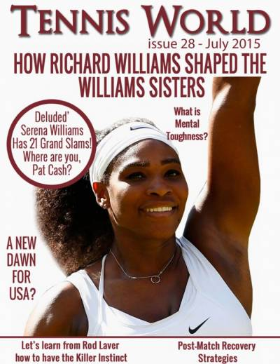 How Richard Williams shaped the Williams Sisters