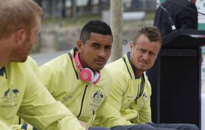 Lleyton Hewitt Will Be Nick Kyrgios&acutes Coach During US Open Series