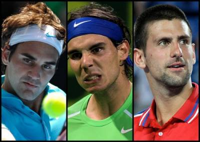 Federer-Nadal-Djokovic: A generation like no other