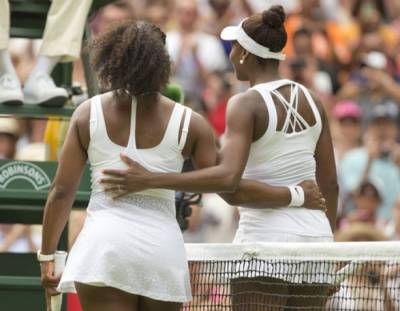Serena is ready to take on her sister, Venus, in quarterfinals (AUDIO)