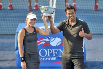 Martina Hingis and Leander Paes Win US Open Mixed Doubles to Make History!