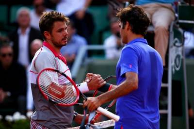 Stan Wawrinka: ´Roger Federer Has the Tennis to Beat Djokovic in the Final´
