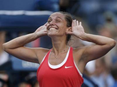 Roberta Vinci: ´My Story Tells Miracles Can Happen. I Can´t Wait to Eat Pasta´