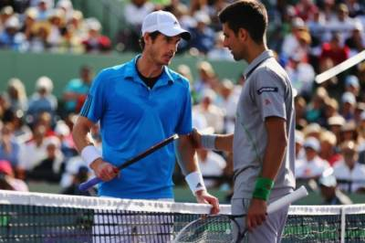 Andy Murray Believes He Can Catch Up on Novak Djokovic Next Year