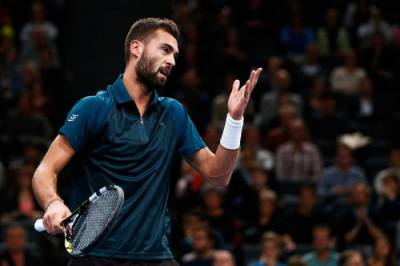 ATP PARIS BERCY: Paire came from verge of defeat to beat Monfils, Dimitrov scores an easy win