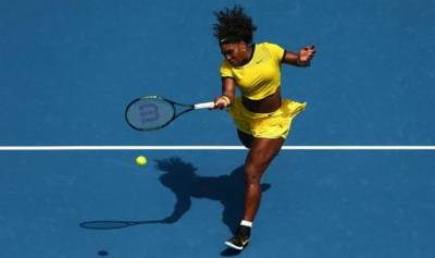 Serena Williams: ´I was a little lethargic´ , Maria Sharapova: ´She played quite explosive tennis´