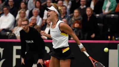 Angelique Kerber: ´The crowd was unbelievable´, Halep: ´I am tired´