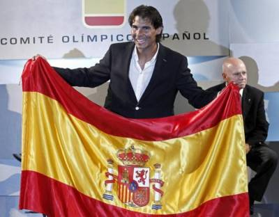 Miriam Blasco: ´It would be Great Seeing Nadal as Flag Bearer. But it could have been Belmonte too´