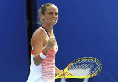 Roberta Vinci: a tennis to be preserved!