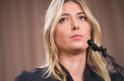Maria Sharapova is Human. She shouldn´t be judged for her mistakes