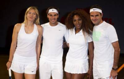 How will tennis be after the retirements of Federer, Nadal, Djokovic and Serena?