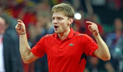 David Goffin, It´s Now or Never!