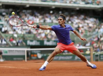Roger Federer´s Best Shots at Roland Garros!