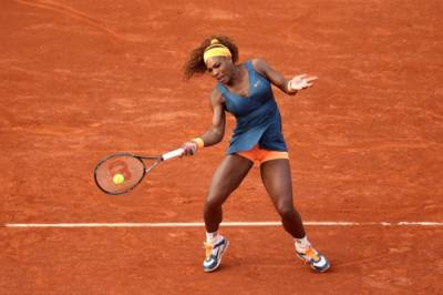 Is Serena Williams the opponent to beat in Paris?