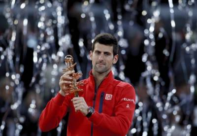 Novak Djokovic: ´The title comes at the right moment. At Paris I want to be in the best shape´