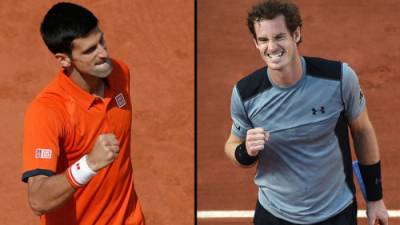 Djokovic v/s Murray: The Five Best Matches!