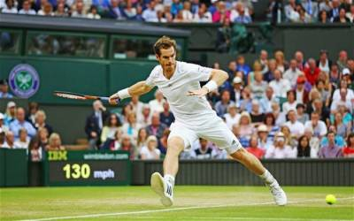Andy Murray´s Best Matches at Wimbledon!