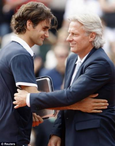 Bjorn Borg: ´Roger Federer is the GOAT, but he could retire from tennis this year´
