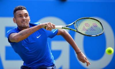 Nick Kyrgios ready for Wimbledon and not scared about transition to grass: ´It´s quite easy for me´