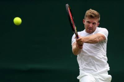 From recent nine hour coaching job to second-round of Wimbledon qualies, the story of Dan Cox...