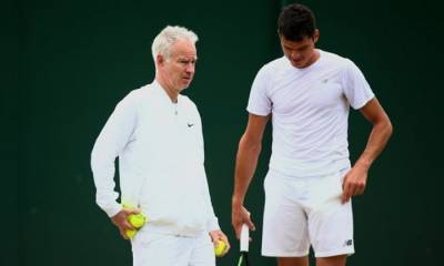Shocking announcement by John McEnroe ahead of the US Open