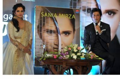 Shah Rukh Khan: A movie about Sania Mirza would be inspiring