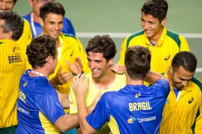 Davis Cup World Group Play-off: Spain travels to India, Russia hosts Kazakhstan