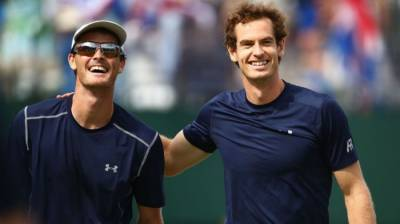 Jamie Murray: ´Andy and I have a good shot to win doubles medal at the Olympic Games´
